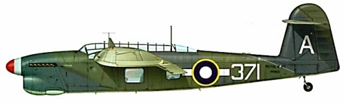 Fairey Barracuda