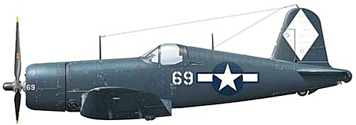 Chance-Vought F4U Corsair